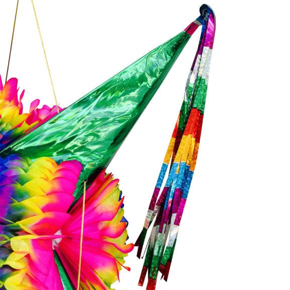 Colorful Fun Fiesta Party Piñata