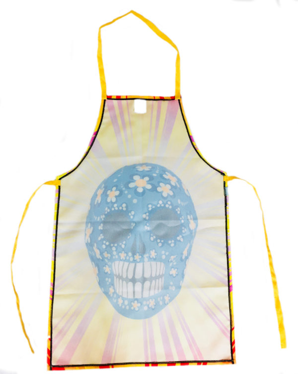 Yellow Mexican Apron