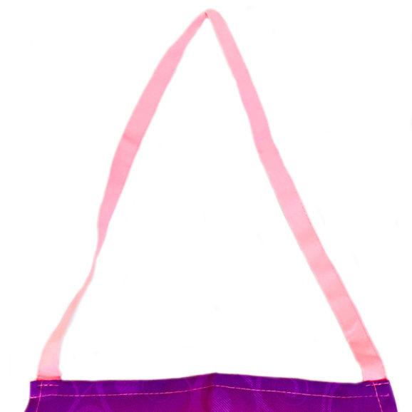 Purple Mexican Apron