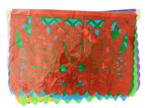 Papel Picado Flags