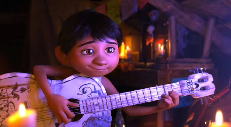 Miquel Rivera in Coco