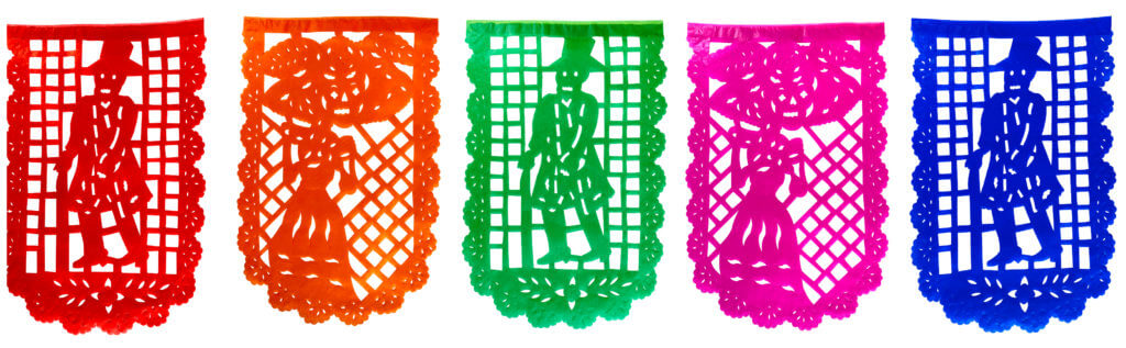 Day of the Dead Papel Picado