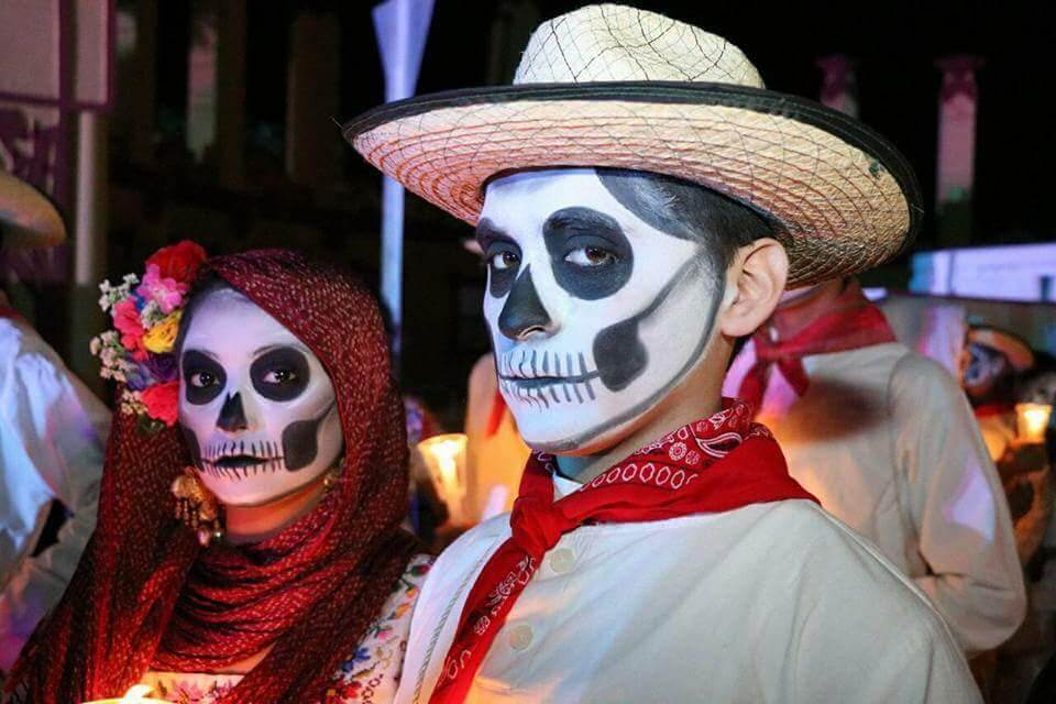 Day of the Dead in Merida.