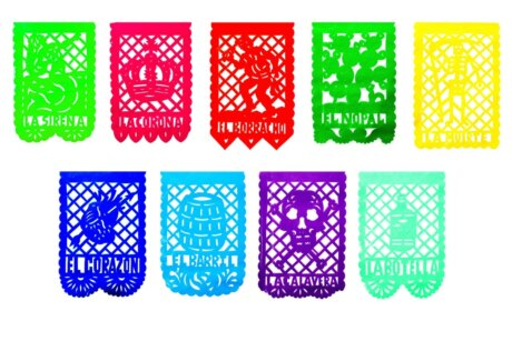 La Loteria Papel Picado 2 packs