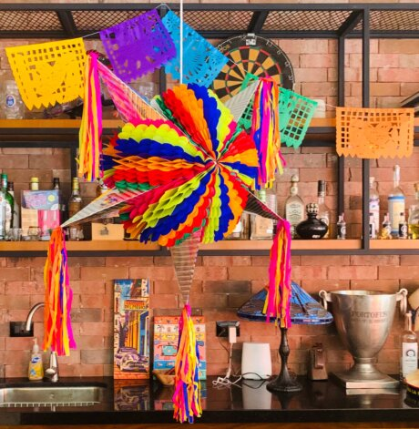 Make your bar a real cantina with this extra large pinata