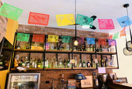 Cantina decorations