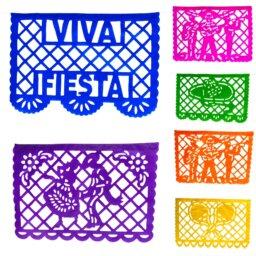 Paper Viva Fiesta Bunting