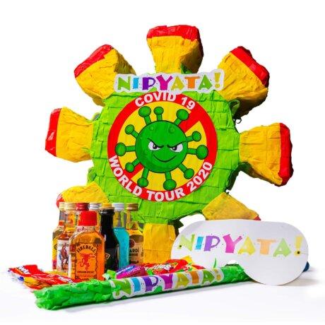 Brilliant boozy gift piñatas